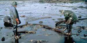 La marea nera – Riequilibrio e Apprendimento Karmico Collettivo